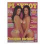 Playboy 2003 Nº 331 As Gêmeas Deisi E Sarah Com Pôs