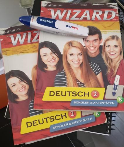 Wizpen Desbloqueio Para Ler Alemão 2 E 4 #leia Descrição