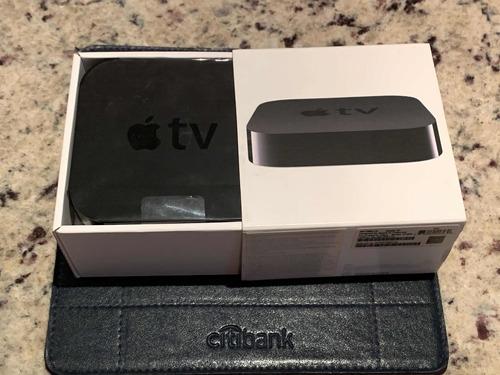 Apple Tv A1469 3a Geracao Full Hd - Zerado Na Caixa Controle