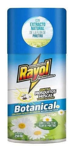 Insecticida Rayol Botanical Automatico Rpto 250 Ml