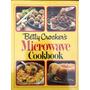 Livro Betty Crockes Microwave Cookbok Antigo Usado Micro Ond