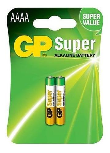 Pilas Baterías Gp 4a 1.5v,  25a, Lr8d425, Lr61