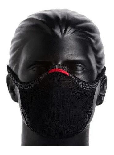Kit 2 Máscaras Protetora Fiber 3d Knit + 30un Refis E96