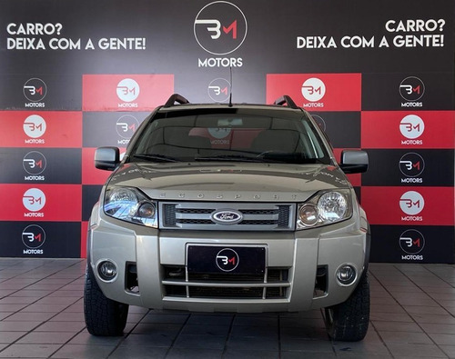Ford Ecosport Xlt Freestyle 1.6 | 2012 | Completo | Flex