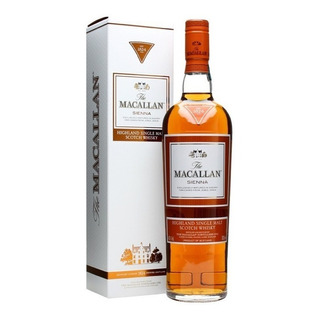 Dia Del Padre Whisky The Macallan Sienna Single Malt Escoces