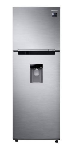 Refrigerador Inverter No Frost Samsung Rt38k571js9 Inoxidable Con Freezer 380l 110v