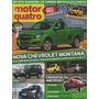 Motor Quatro N°10 Montana Gol Rallye Cherokee Crossfox C63