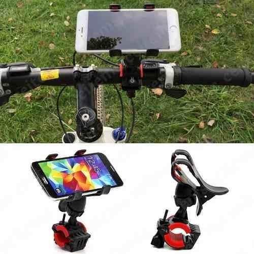 Soporte Celular Para Bicicleta