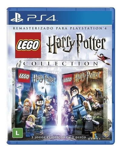 Lego Harry Potter Collection Warner Bros. Ps4 Físico
