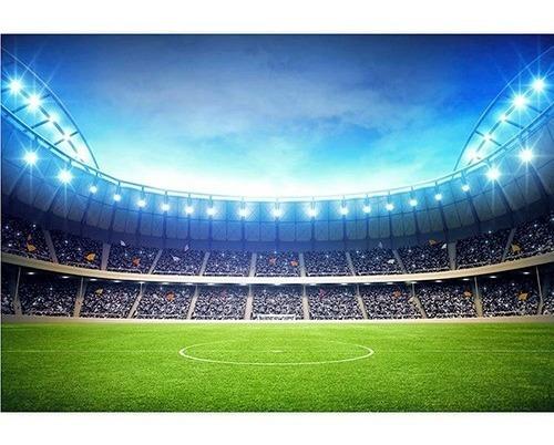 Fundo Fotográfico Tecido Newborn Futebol 2, 2x1, 5m Ffc 264