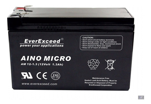Bateria Gel 12v 7 A Calidad Garantia Directo Importador