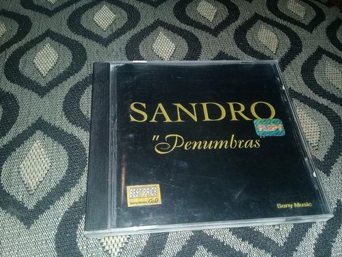 Sandro - Penumbras Cd