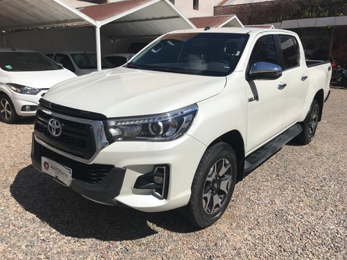 Toyota Hilux 2.8 Cd Srx 177cv 4x4 At Factura A