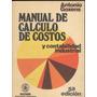 Manual De Calculo De Costos Y Contabilidad Industrial