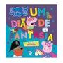 Livro Peppa Pig Um Dia De Festa Ciranda Cultural