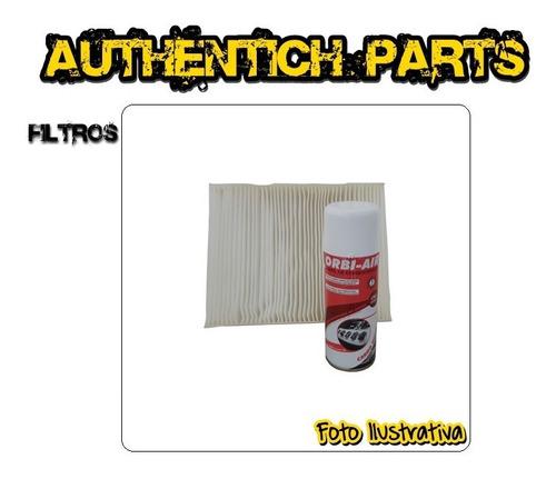 Kit Filtro De Ar Condicionado + Higienizador Bmw X1 28i 2.0 24v 12 A 15 Original