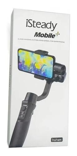 Hohem Gimbal Isteady Mobile Plus Mobile 3 Eixos Portátil