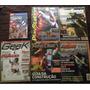 Lote 24 Revistas Antigas De Videogame E 22 Manuais Ps3