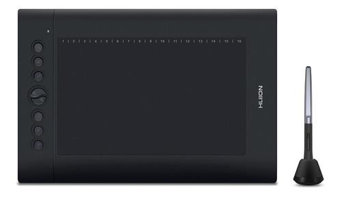 Tableta Digitalizadora Huion Inspiroy H610 Pro V2  Black