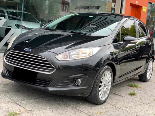 Ford Fiesta Kinetic Design 1.6 Se Plus 120cv 2015