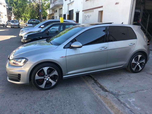 Volkswagen Golf 2017 2.0 Gti Tsi App Connect + Cuero