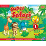 Super Safari British English 1 Pupil´s Book With Dvd rom