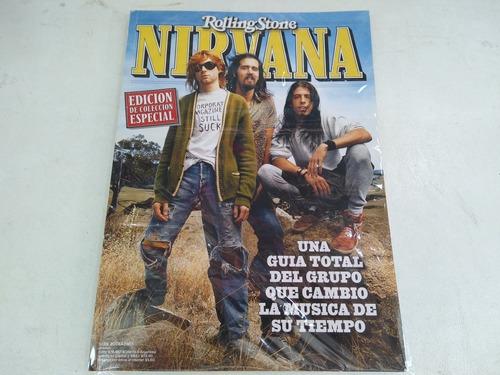 Revista Rolling Stone. Especial Nirvana.