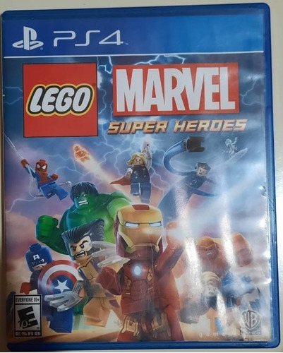 Marvel - Super Heroes - Juego Ps4
