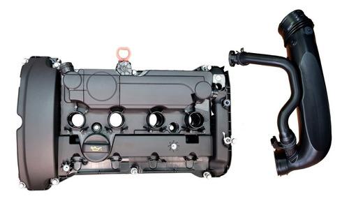 Kit Tampa Valvula E Tubo Adm Motor Thp 308 3008 5008 Cooper