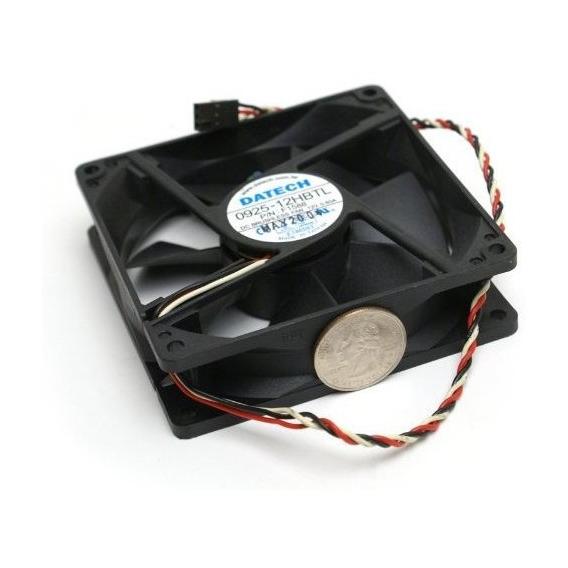 Genuine Dell Pc Case Cooling Fan Para Dimension 2400 3000...