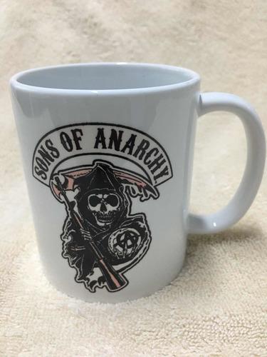 Caneca  Personalizada Sons Of Anarchy