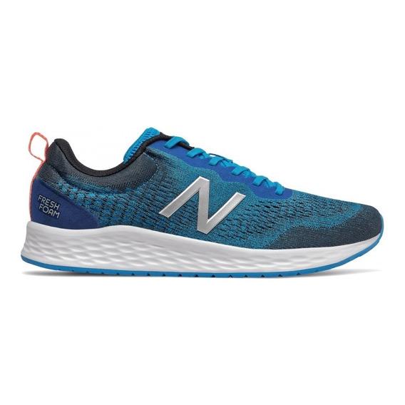 Zapatillas New Balance Running Hombre Mariscb Azul-cte Cli