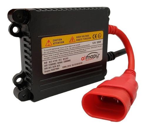 Reator Anti Flicker Xenon 12v 35w Reposiçao Universal