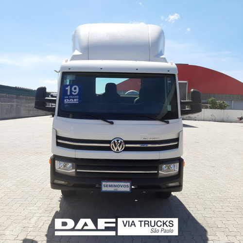 Vw 11.180 Delivery Prime Chassi