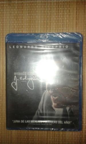 °°° Película En Bluray J.edgar~ Leo Di Caprio ¤ Super!!! °°°