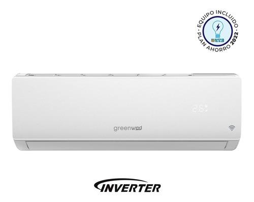 Aire Acondicionado Greenwind Inverter 9000 Btu