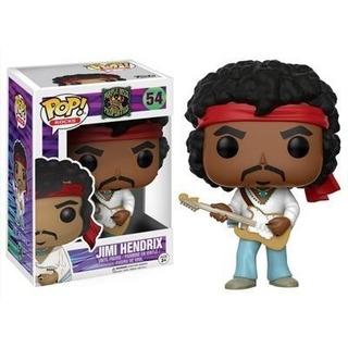 Funko Pop Rocks: Purple Haze - Jimi Hendrix #54 Original