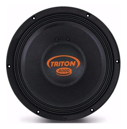 Kit Reparo Alto Falante Triton 4k Tr 4000 Rms 12 Pol. 2 Ohms Original