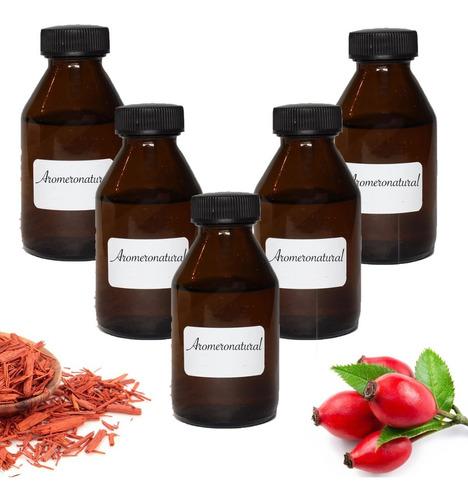 Pack X 10 Aceites Esencial 100% Puro 15ml Uso Cosmetico