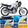 Bateria Para Moto Yamaha Ybr125 Ed 2002/ 2018 12v 5ah Ma5d