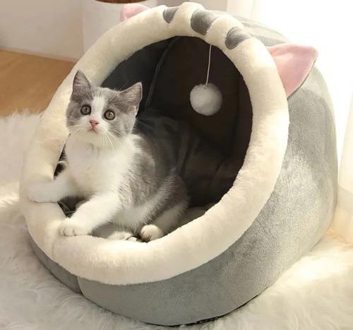 206 - Cama Cesto Casa Almofada Pet Gatos - Importado