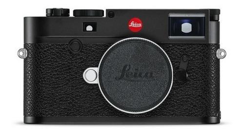 Câmera Digital Leica M10 (preta)