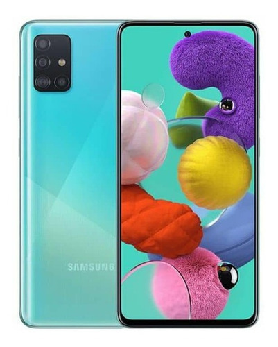 Samsung A51 128gb 4gb Ram 4 Camaras Lector Huella Xiaomi