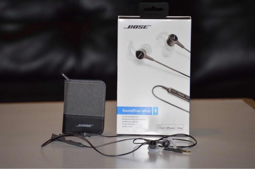 Bose Soundtrue Ultra Audifonos  iPod - iPhone - iPad