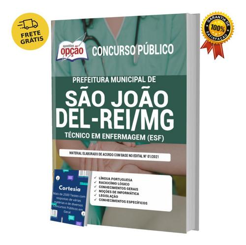 Apostila Técnico Em Enfermagem Esf São João Del rei