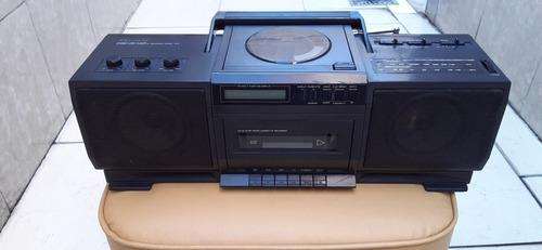 Cd Player  Estéreo  Cassete Garrard. Usado