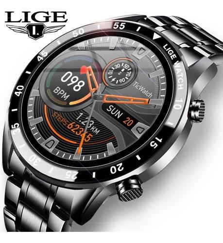 Relógio Inteligente Para Homens De Negócios De Esportes À Pr