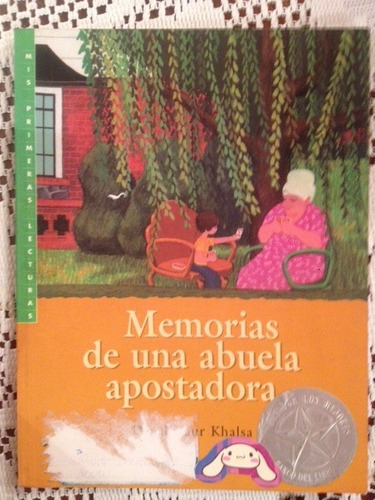 Cuento. Memorias De Una Abuela Apostadora. Ekare