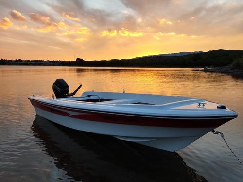 Bote Pescador Caribe 380! Geuna