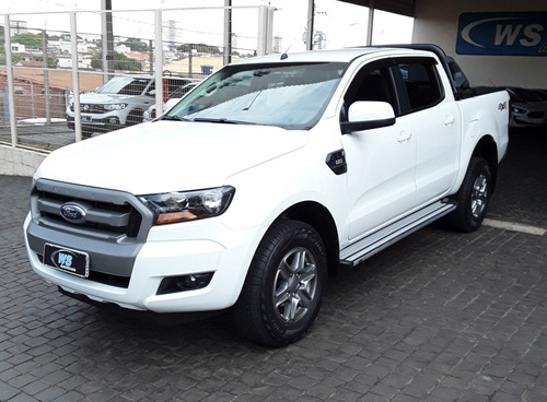 Ford Ranger Xls 2.2 Branco 2019